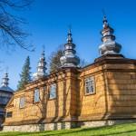 Cerkiew greckokatolicka w. Mikoaja w Rzepedzi